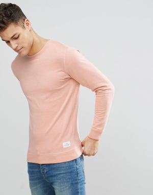 Solid Розовый свитшот. Цвет: розовый