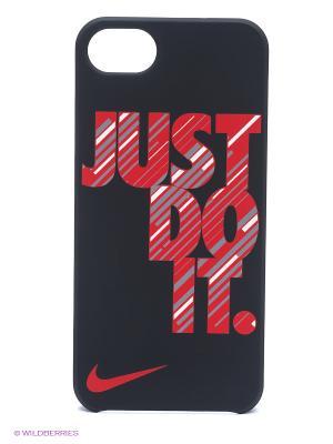 Чехол для iPhone Nike. Цвет: темно-серый