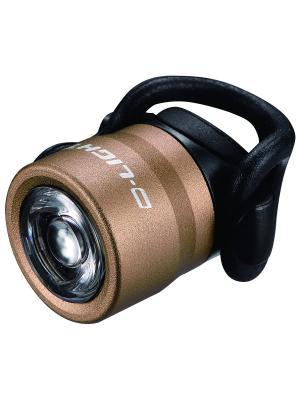 Алюминиевый передний габаритный фонарь D-light. Цвет: бронзовый