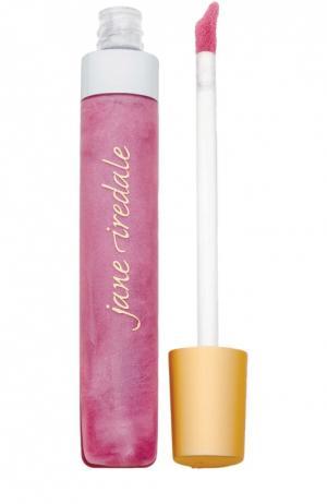 Блеск для губ Розовый сахар Lip Gloss Pink Candy jane iredale. Цвет: бесцветный