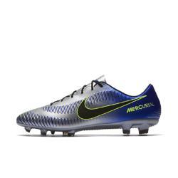 Футбольные бутсы для игры на твердом грунте  Mercurial Veloce III Neymar Nike. Цвет: серый