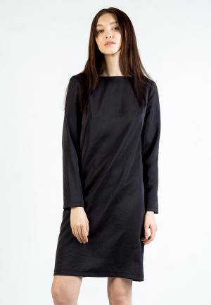 Платье BURLO. Цвет: черный