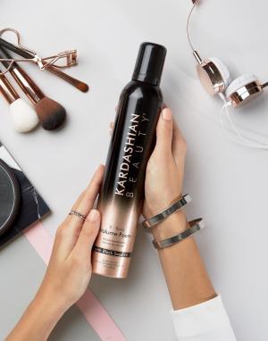 Kardashian Beauty Пенка для объема волос K-Body. Цвет: бесцветный