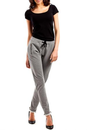 TROUSERS Moe. Цвет: grey