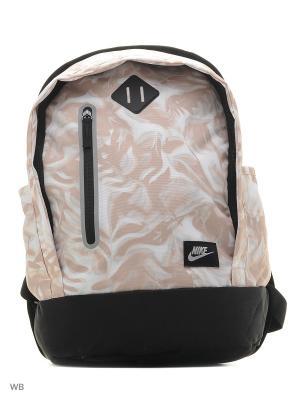 Рюкзак NIKE YA CHEYENNE PRINT BP. Цвет: черный, кремовый, белый