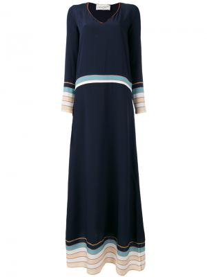Платье Barikleid Antonia Zander. Цвет: синий