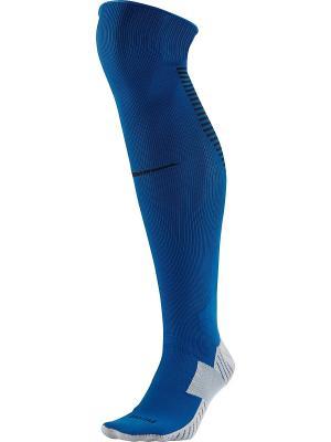 Гольфы U NK SQUAD OTC Nike. Цвет: синий, черный