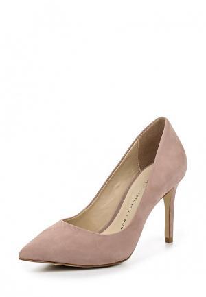 Туфли Bronx. Цвет: розовый