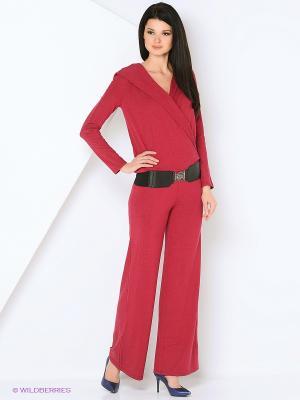 Комбинезон МадаМ Т. Цвет: красный