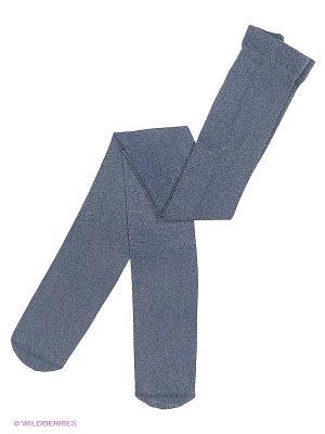 Колготки для девочки Knittex College. Цвет: серо-голубой