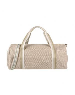 Дорожная сумка 8. Цвет: бежевый