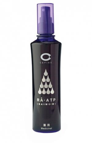 Лосьон для укрепления волос RA Atp Aaimo-M Cefine. Цвет: бесцветный
