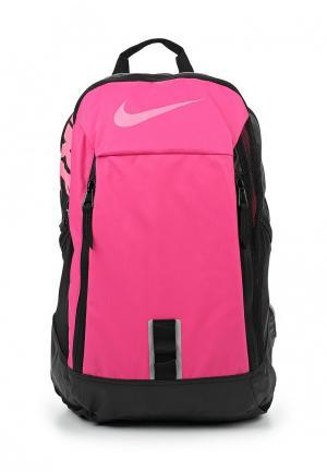 Рюкзак Nike. Цвет: фуксия