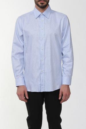Рубашка REIKARTZ. Цвет: синий