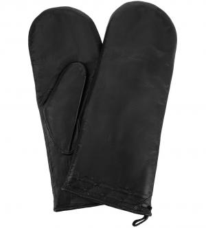 Варежки Bartoc. Цвет: черный