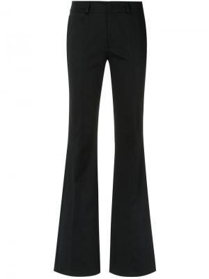 Расклешенные брюки Tufi Duek. Цвет: чёрный