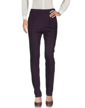Повседневные брюки LA FABRIQUE. Цвет: фиолетовый