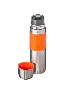 Термос металлический Satoshi. Цвет: оранжевый