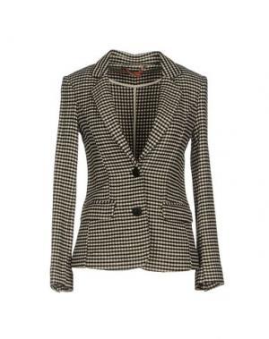 Пиджак MANILA GRACE DENIM. Цвет: черный