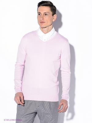 Пуловер Oodji. Цвет: лиловый
