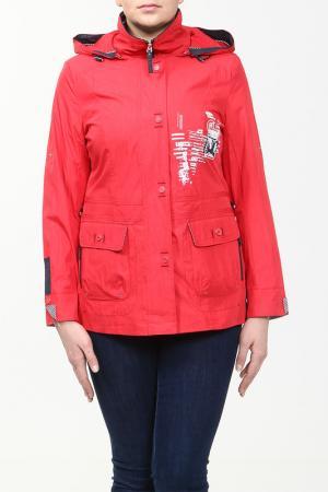 Куртка Mirage-mv. Цвет: красный