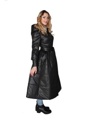 Пальто ДушеГрея. Цвет: черный