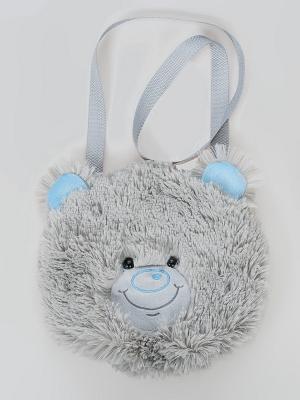 Сумочка детская Мишка Fancy. Цвет: серый