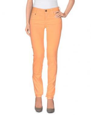 Повседневные брюки CIMARRON. Цвет: лососево-розовый