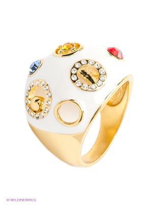 Кольцо Bijoux Land. Цвет: белый