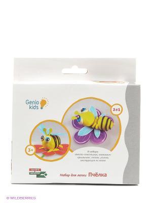 Набор для детского творчества Пчёлка GENIO KIDS. Цвет: белый