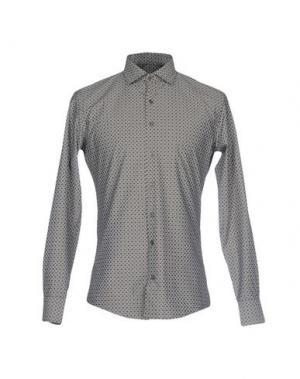 Pубашка SSEINSE. Цвет: свинцово-серый