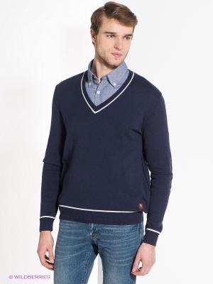 Пуловер Bogner Jeans. Цвет: темно-синий