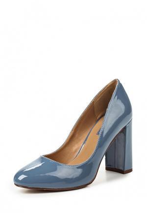 Туфли Dorothy Perkins. Цвет: голубой