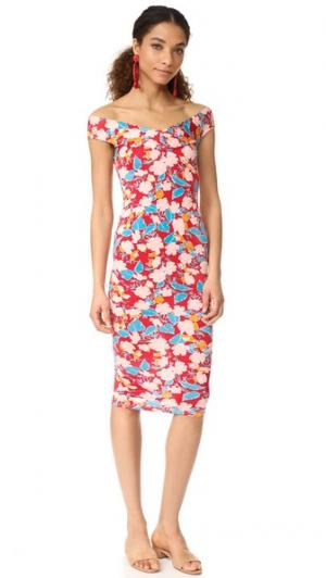 Платье Sammie Rachel Pally. Цвет: тропический принт