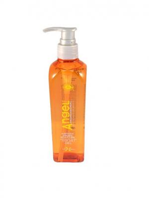 Гель для дизайна с эффектом мокрых волос 250  АНГЕЛ Angel Professional. Цвет: белый