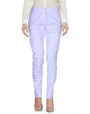 Повседневные брюки ETIQUETA NEGRA. Цвет: сиреневый