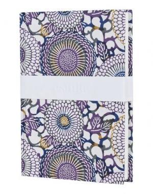 Записная книжка ESMIE. Цвет: темно-фиолетовый