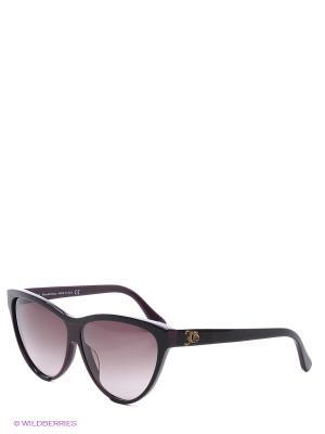 Солнцезащитные очки JG 0061 56Z John Galliano. Цвет: темно-фиолетовый