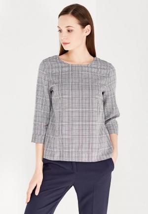 Блуза Art Love. Цвет: серый