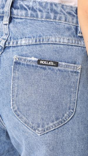 Rollas Original Straight Jeans Rolla's