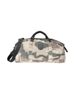 Дорожная сумка STIGHLORGAN. Цвет: серый