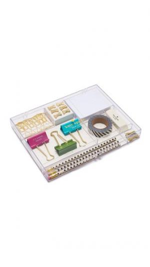Коробка для канцелярских принадлежностей Whistle While You Work Kate Spade New York