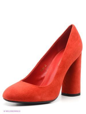 Туфли Antonio Biaggi. Цвет: красный