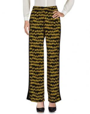 Повседневные брюки JEI O'. Цвет: черный