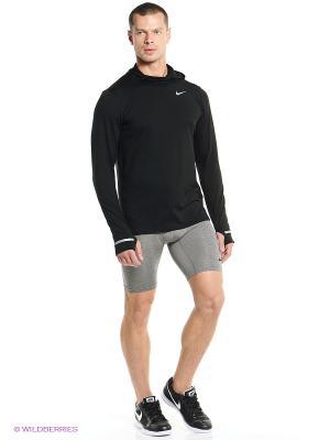 Шорты COOL COMP 6 SHORT Nike. Цвет: серый