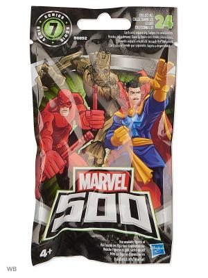Мини-фигурка Марвел Hasbro. Цвет: зеленый, темно-зеленый