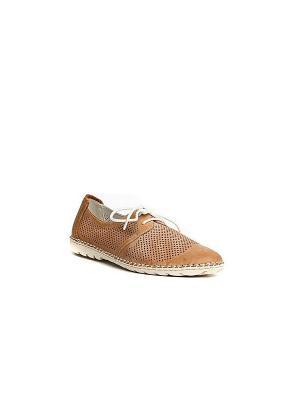 Ботинки MILANA. Цвет: темно-коричневый, бледно-розовый, персиковый