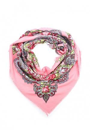 Платок Pur. Цвет: розовый