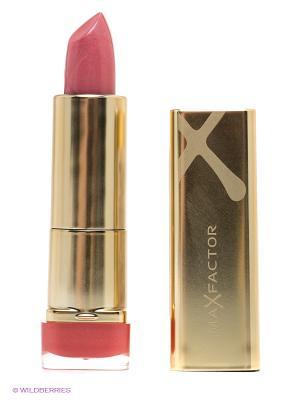 Губная помада Colour Elixir Lipstick, 510 тон english rose MAX FACTOR. Цвет: розовый