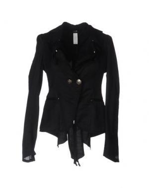 Пиджак HIGH. Цвет: черный